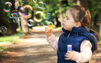 Free your inner child and go for your dreams